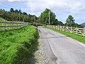 Road at Largy - geograph.org.uk - 1482758.jpg