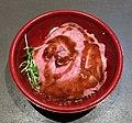 Roast beef bowl of Origin Bento.jpg