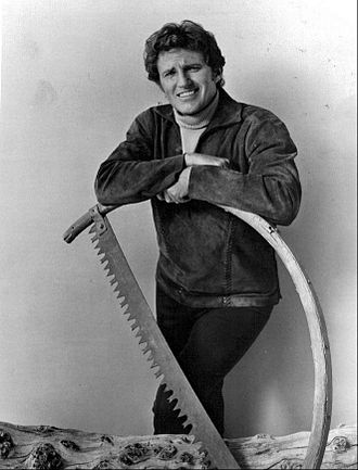 Robert Brown (American actor) - Brown as Jason Bolt, 1969.