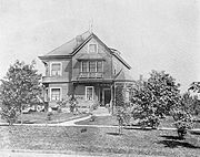 Robert Leslie House 4243 Floral Avenue Norwood Ohio First Home Built On Floral Avenue In 1888