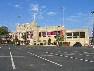former American football stadium in Houston