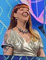 Robin Hunicke at the 2018 GDC Awards (40248327874).jpg