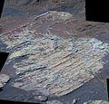 Rocher Escher sur Mars vu par Opportunity.jpg