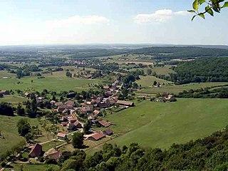 Nans, Doubs Commune in Bourgogne-Franche-Comté, France