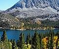 Rock Creek Lake, CA, Early Fall 2016 (29945226371).jpg