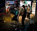 Rockowe Ogródki 2012, 3 Jazz Soldiers 02.jpg