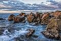 Rocks at La Corniche - March 2021 - D.jpg