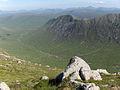 Rocks on Meall nan Tri Tighearnan - geograph.org.uk - 204696.jpg