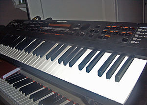 Roland XP-30 - Roland XP-30 synthesizer