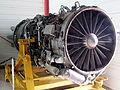 Rolls Royce Conway Mk 508 used in Boeing 707-420 at Flugausstellung Hermeskeil.JPG