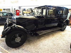 Rolls Royce Phantom II pic-1.JPG