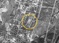 Rolna Street Stadium, Poznań (satellite image, 1965).png