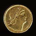 Roman - Imperial Medallion of Constantine I - Walters 59690.jpg