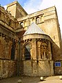 Romsey - Romsey Abbey - geograph.org.uk - 1581490.jpg