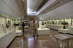 Room of Archaeological Museum of Olympia.jpg