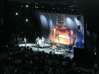 Rooney (band) - Rooney in concert in 2006