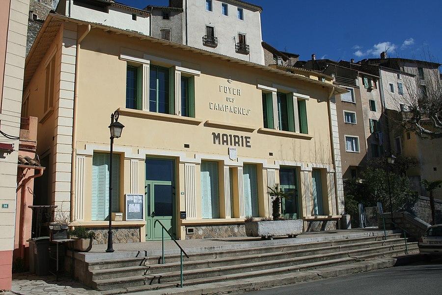 Roquebrun (Hérault) - mairie