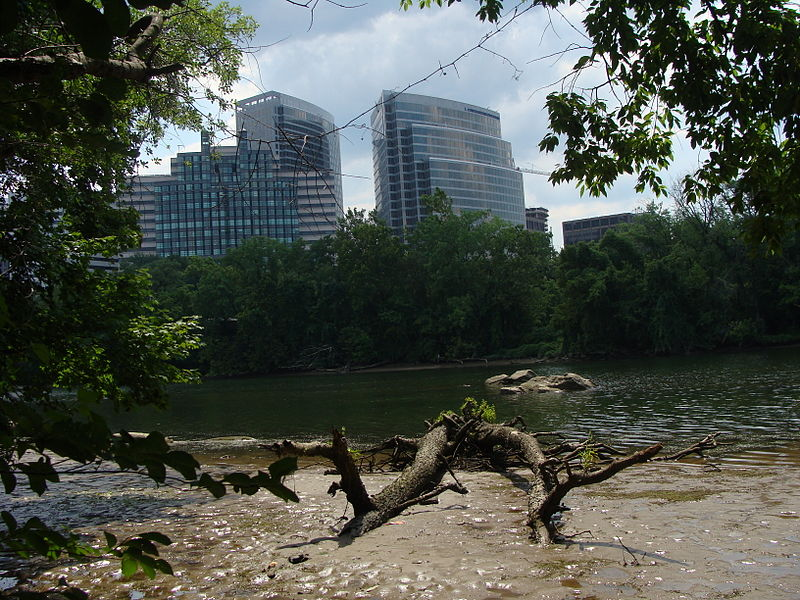 Rosslyn, VA from Roosevelt Island.jpg