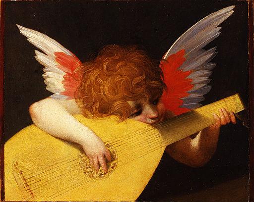 Rosso Fiorentino - Madonna dello Spedalingo - Google Art Project