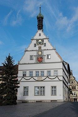Rothenburg ob der Tauber, Marktplatz 2-20160108-001.jpg