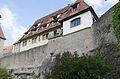 Rothenburg ob der Tauber, Stadtmauer, Klostergasse 1, 001.jpg