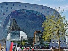 Rotterdam Markthalle 04