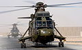 Royal Navy Sea King Mk 4 Helicopters from 845 and 846 Naval Air Squadrons in Afghanistan MOD 45153255.jpg