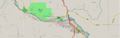 Royal Tyrrell Museum - OpenStreetMap.png