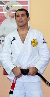 Royler Gracie Brazilian BJJ practitioner and MMA fighter