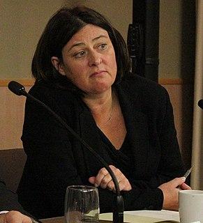 Julia Mulligan British Police and Crime Commissioner