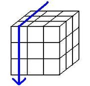 Rubik's cube notation for 1 layer - L.jpg