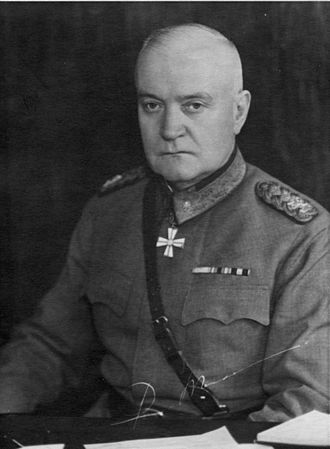 Chief of Defence (Finland) - Image: Rudolf Walden