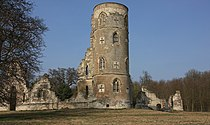 Ruined building, Wimpole - geograph.org.uk - 1214951.jpg