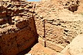Ruins around the ziggurat and temple of the god Nabu at Borsippa, Babel Governorate, Iraq.jpg