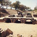 Ruins near artificial late of Sahastrashivlinga.jpg