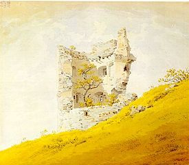 Ruins of Teplitz Castle