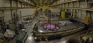 Kola Nuclear Power Plant - Reactor Unit 1 at the Kola Nuclear Power Plant
