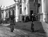 Russian Imperator Nikolai in Tiflis (phot. K. Zanis).jpg