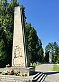 Russian soldiers section Krakow Military cemetery, Poland, 2015, 03.jpg