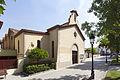Rutes Històriques a Horta-Guinardó-esglesia st ant padua 04.jpg