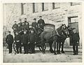 Ruthin Fire Brigade, Wynnstay Road Ruthin, Wales c. 1890.jpg