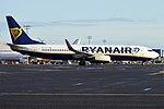 Ryanair, EI-FTF, Boeing 737-8AS (31929835118).jpg