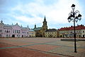 Rynek Market Square Sanok 2009 south east.jpg