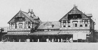Yongsan Station - Image: Ryuzan Station