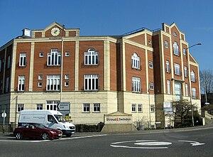 Stroud & Swindon Building Society - Image: S&S Headquarters