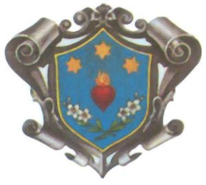 Oratory of Saint Philip Neri - Emblem of the Congregation of the Oratory of Saint Philip Neri