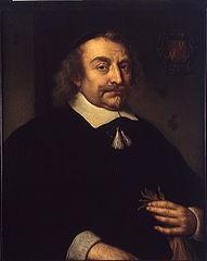 Portrait of Cornelis Bicker (1593-1654)