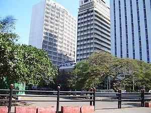 Shipping Corporation of India - SCI Head Office at Nariman Point Mumbai