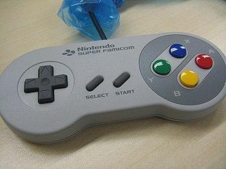 Classic Controller - Super Famicom Classic Controller