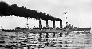 Pursuit of Goeben and Breslau - Image: SMS Breslau 2